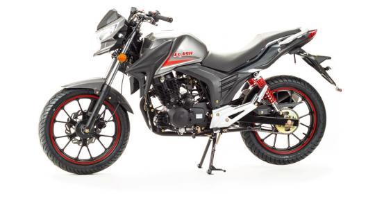 Мотоцикл FLASH 200