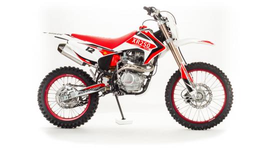 Мотоцикл Кросс XR250 LITE (2020)