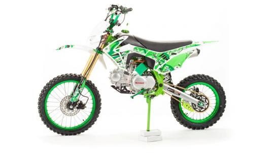 Мотоцикл Кросс CRF125
