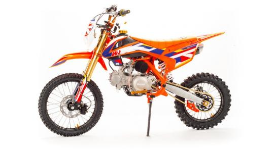 Мотоцикл Кросс 125 WRX125