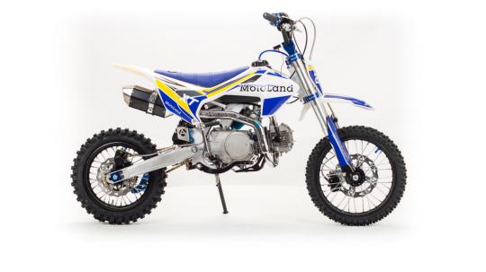 Мотоцикл Кросс 125 XT125-14/12