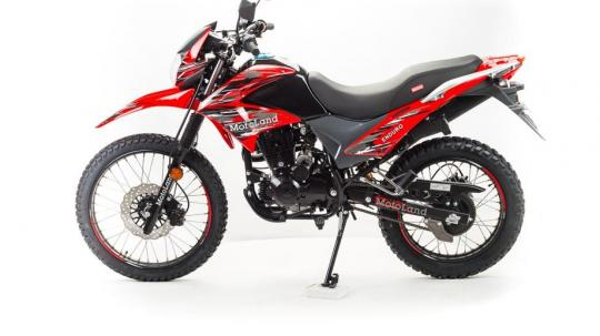 Мотоцикл Кросс ENDURO LT 250
