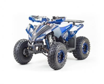 Квадроцикл Motoland Coyote 125 куб черно-синий