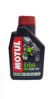 Масло для мотоцикла Motul 5100 10w50 1L
