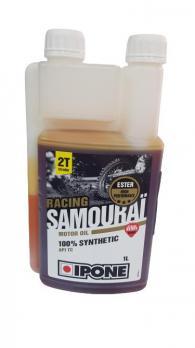 Масло для мотоцикла 2t Ipone Samourai
