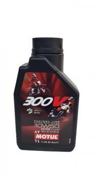 Масло для мотоцикла Motul 300V2 10w40 1L