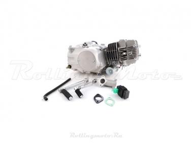 Двигатель в сборе YX 153FMI (W120) 125см3, электростартер, п/автомат