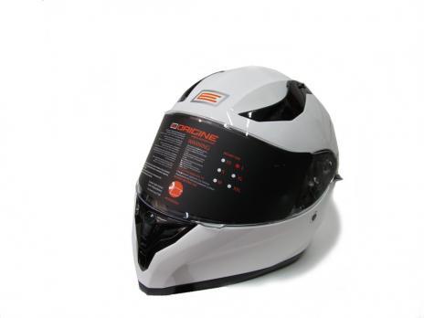 Шлем (интеграл) Origine STRADA Graviter белый