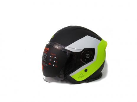 Шлем Origine Palio Solid Green