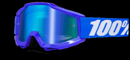 ОЧКИ 100% ACCURI REFLEX BLUE / MIRROR BLUE LENS (50210-002-02)