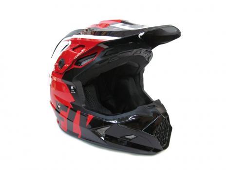 Шлем Fly racing красный
