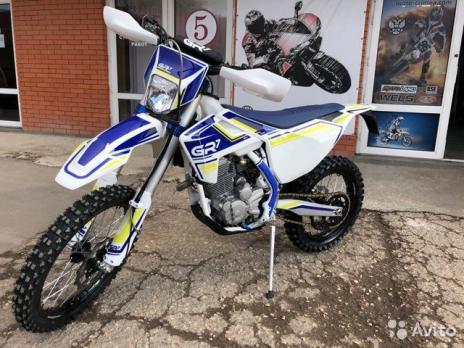 Мотоцикл GR7 F250A-M (4T) Enduro Optimum 2020 г.)