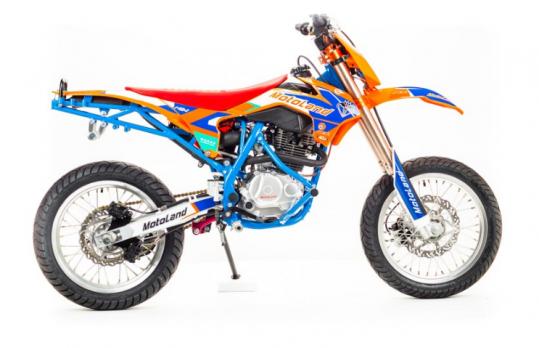 Мотоцикл Кросс CRF250 MOTARD/STUNT