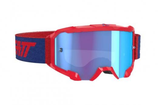 ОЧКИ LEATT VELOCITY 4.5 RED/BLUE (8020001140)