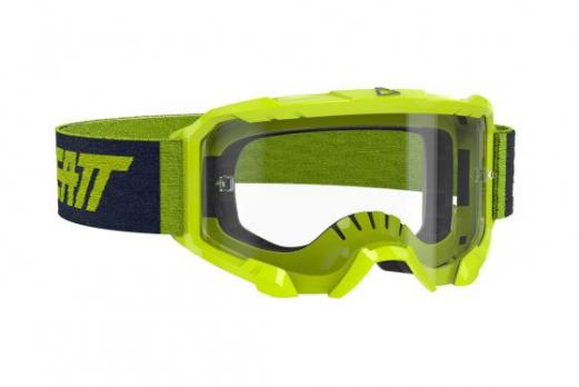ОЧКИ LEATT VELOCITY 4.5 NEON LIME/CLEAR (8020001125)