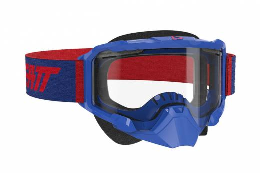 ОЧКИ LEATT VELOCITY 4.5 SNX GOGGLE ROYAL CLEAR (8020003085)