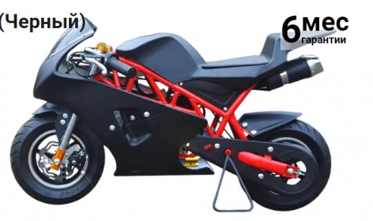 MOTAX 50 сс в стиле Ducati (Черный)